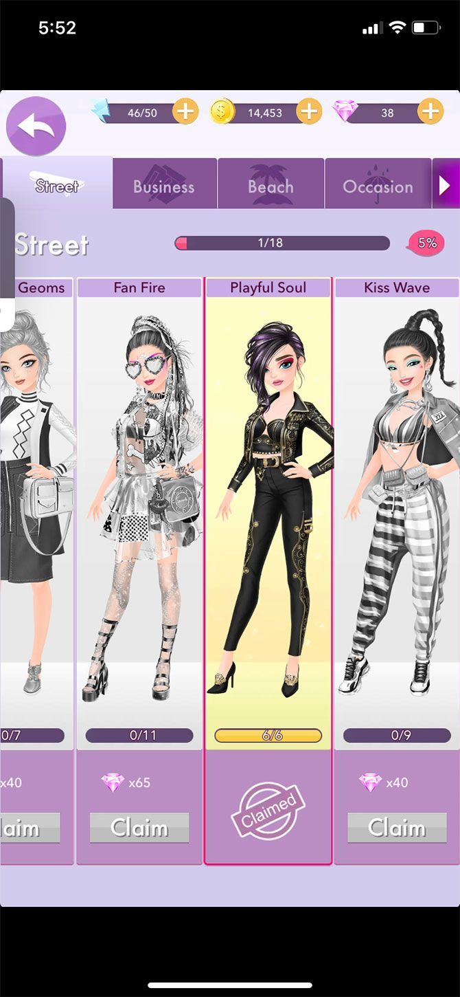 The Best Fashion Games To Play Dress Up On Your Phone Makeuseof