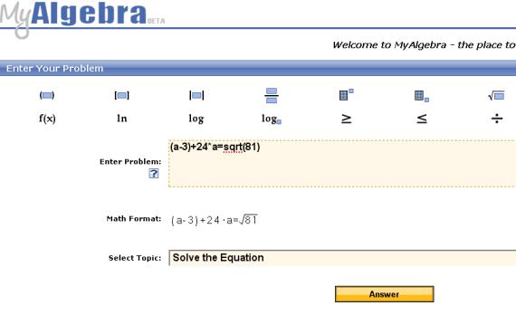 Math homework help algebra medical topics for persuasive essays