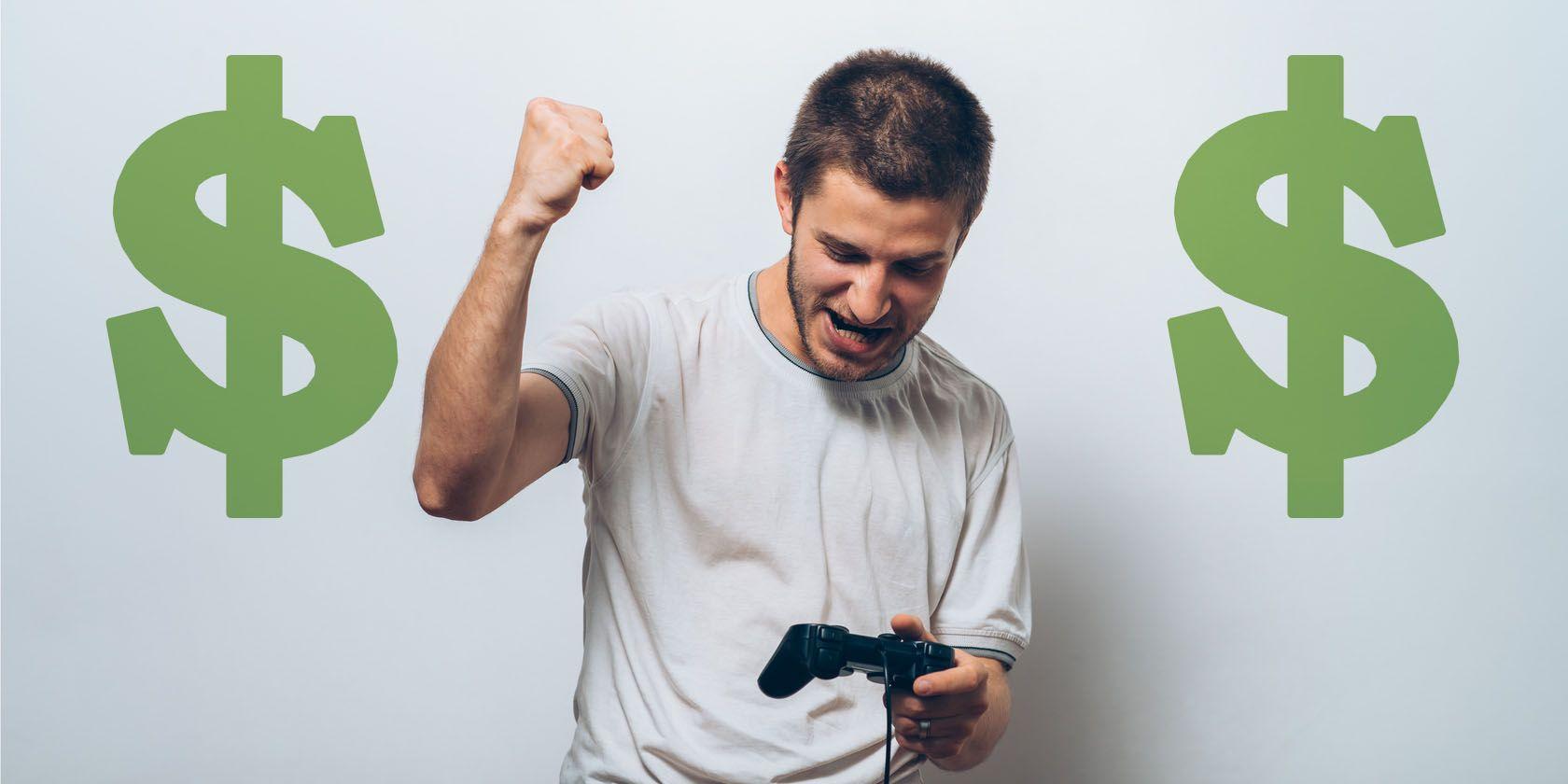 7 Ways to Make Money Playing Games
