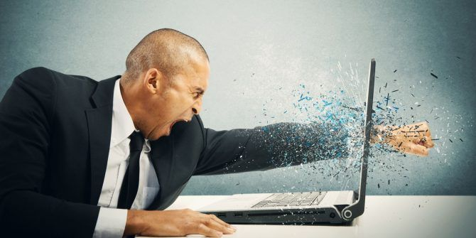 How to Break Your Laptop: 5 Common Mistakes That Cause Laptop Damage