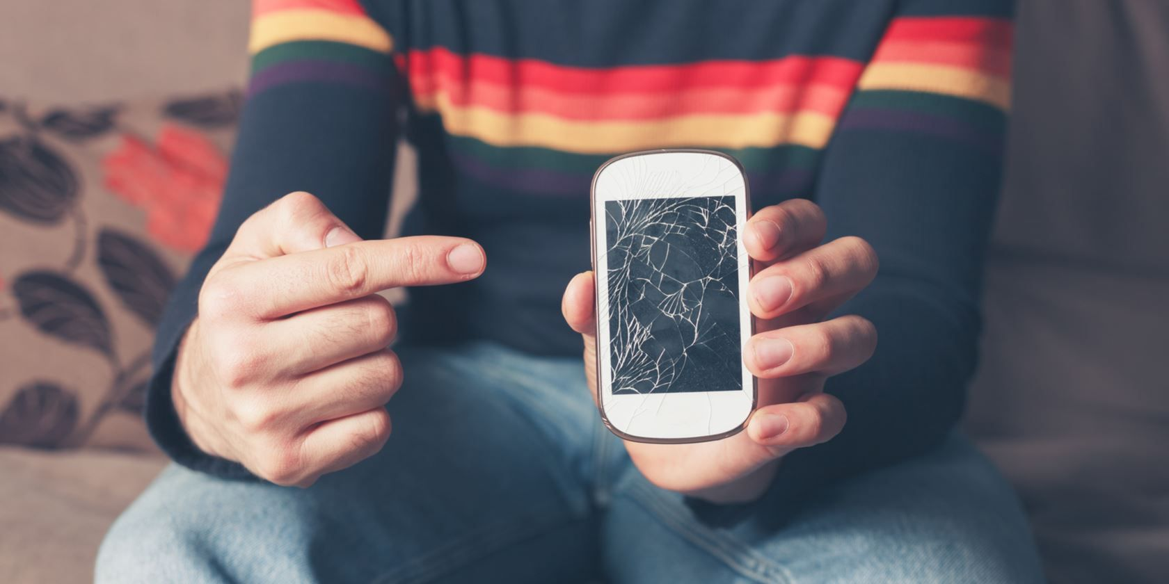 Cracked Your Screen? 7 Things to Do About a Broken Phone Screen