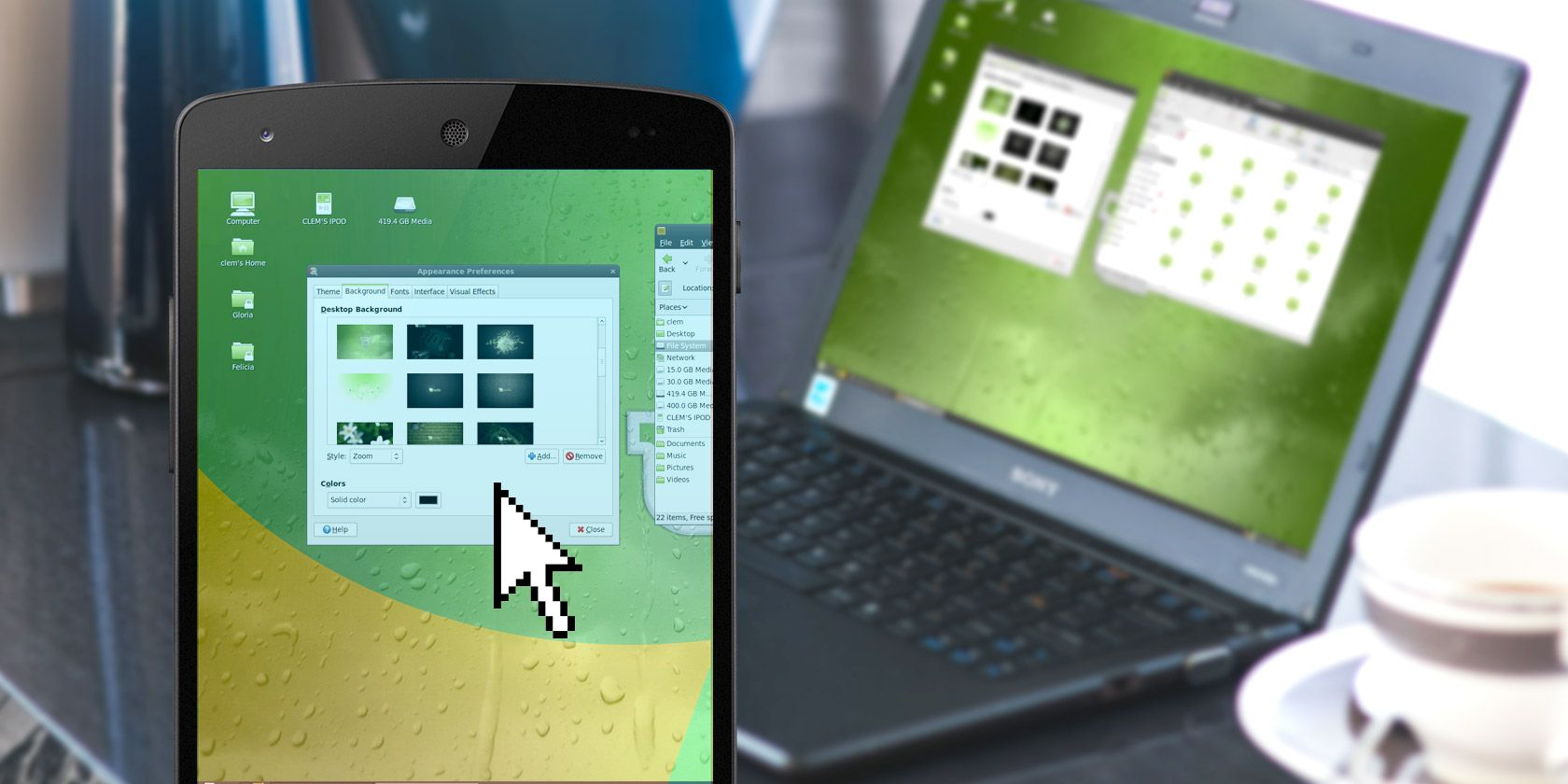 The 6 Best Android Apps to Remote Control Your Linux PC