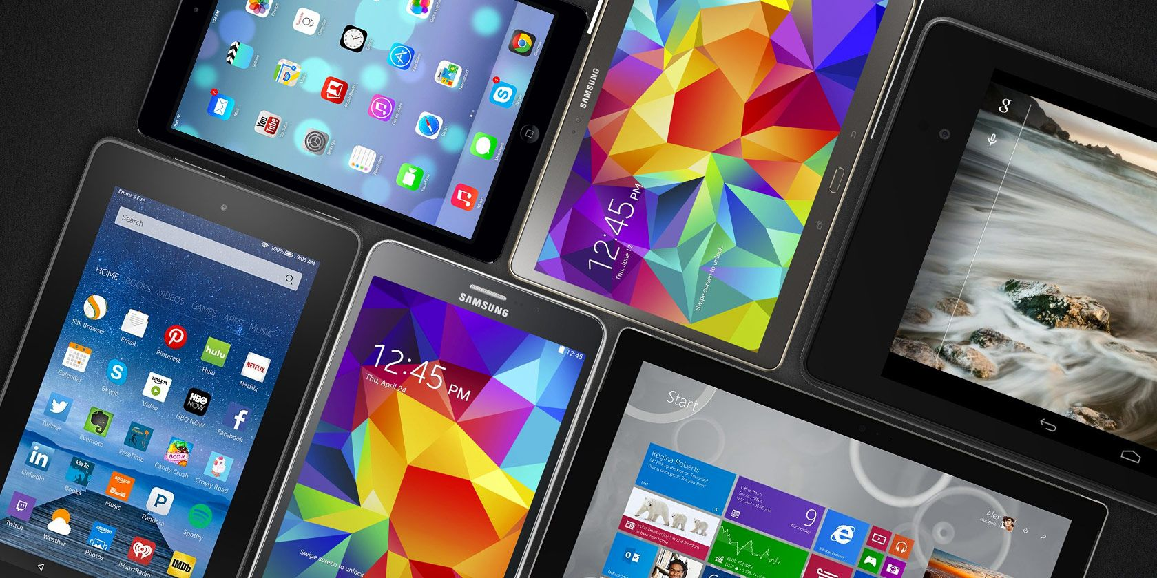 5 Questions You Should Ask Yourself Before Buying a New Tablet