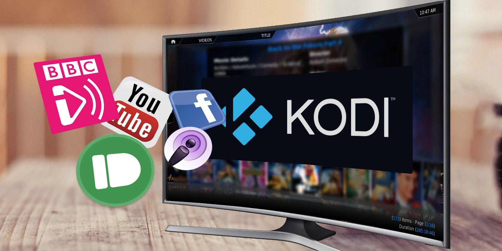 Kodi Media Center Crack