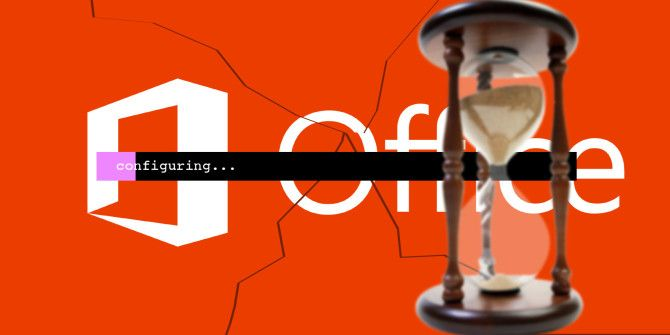 """How to Fix the """"Please Wait While Windows Configures Microsoft Office"""" Message"""