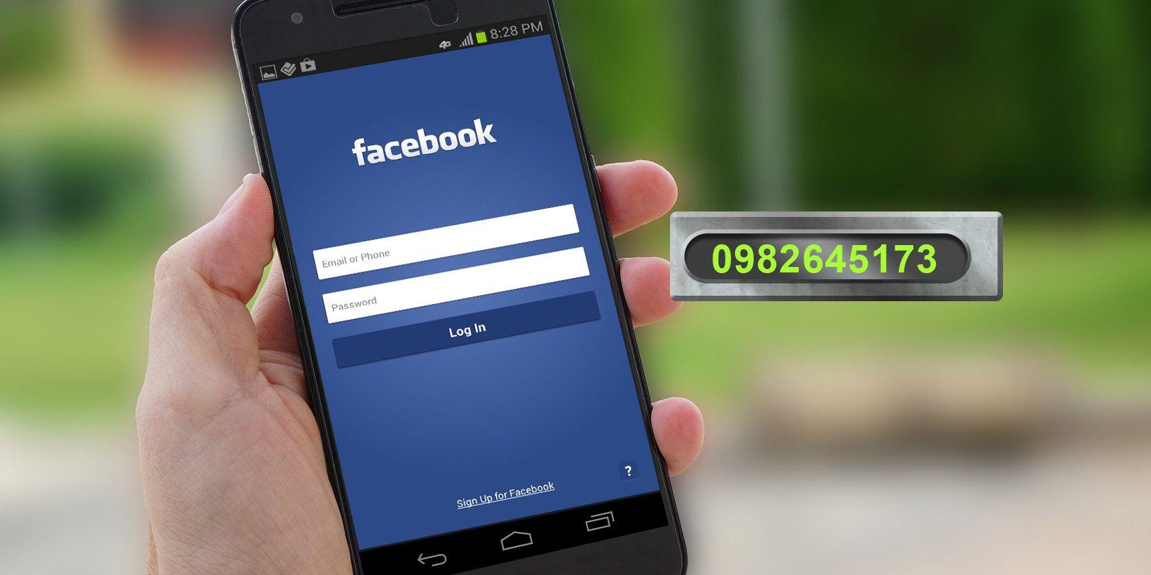 Handy facebook login mit Facebook on