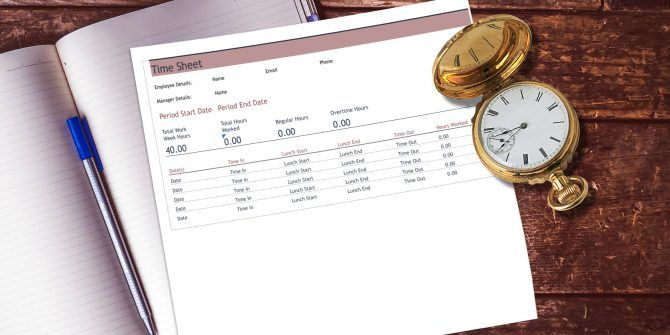 The 12 Best Timesheet Templates to Track Your Hours