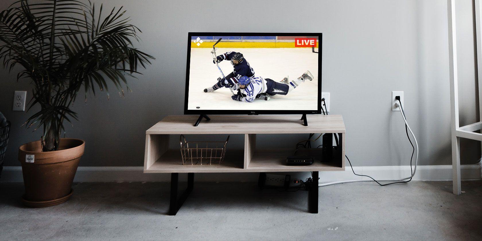 How to Watch Live TV on Kodi