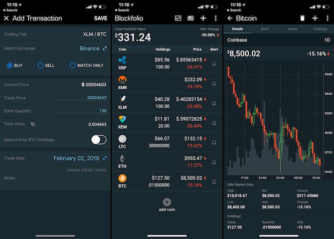 cea mai bună aplicație bitcoin ios
