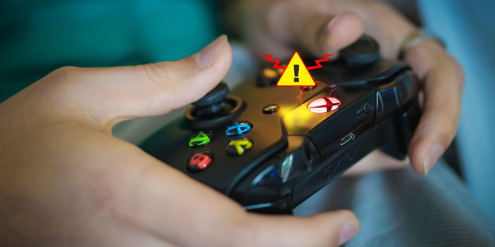 Xbox-controller wordt steeds losgekoppeld