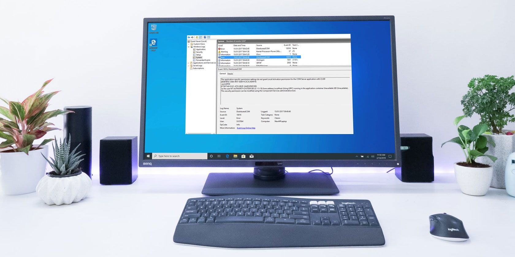 How to Fix the DistributedCOM Error 10016 in Windows 10