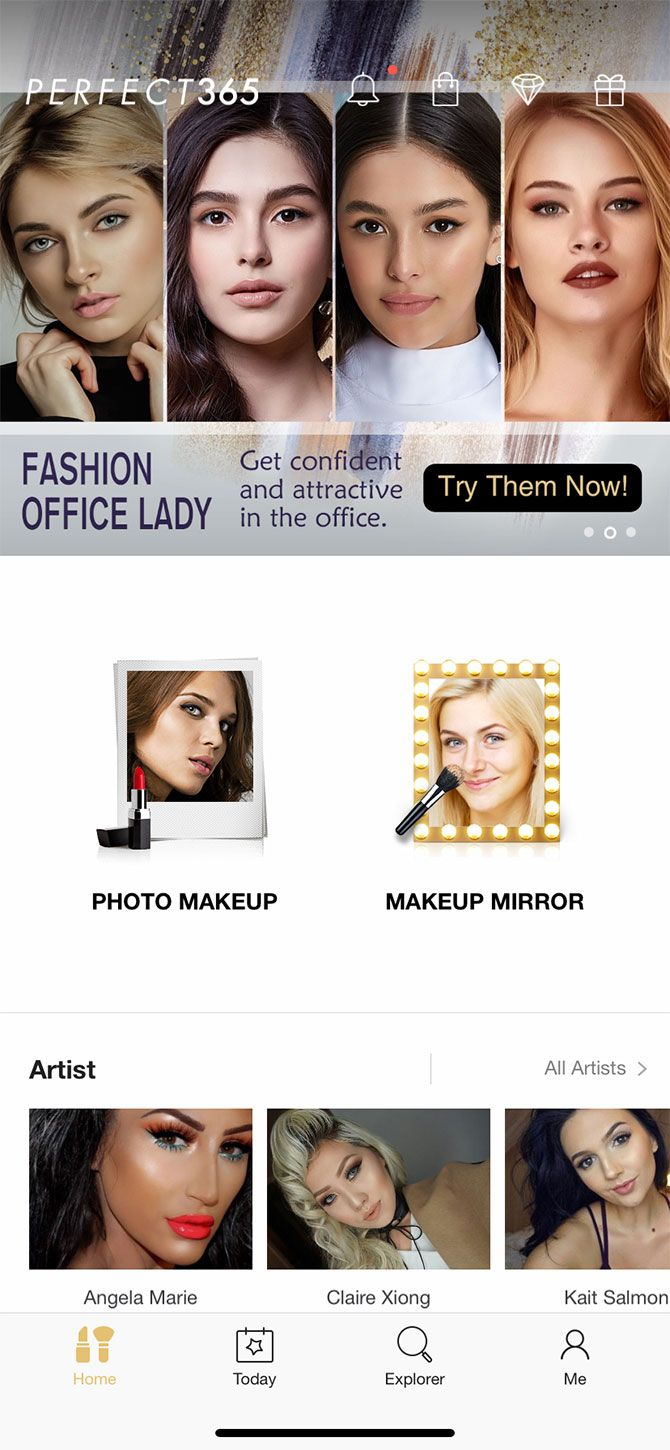 Com virtual taaz makeover www EasyHairStyler
