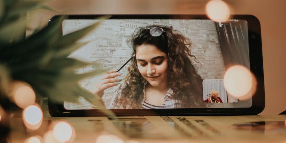 Go facetime where do videos iphone