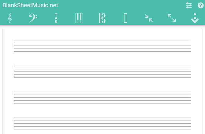 how to write your own sheet music