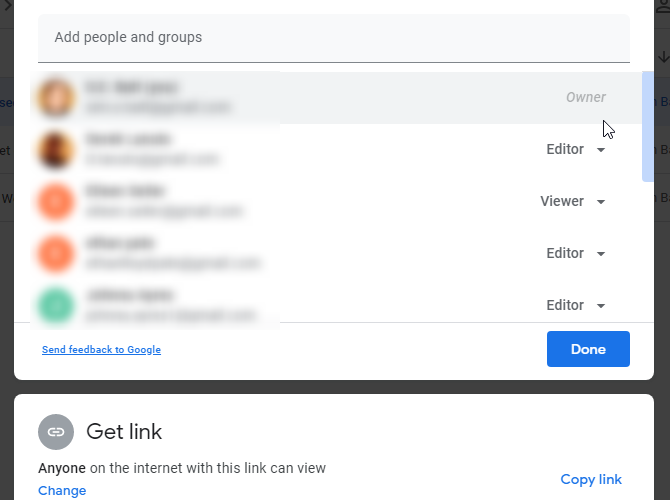 How To See Who Has Access To Your Google Drive Files