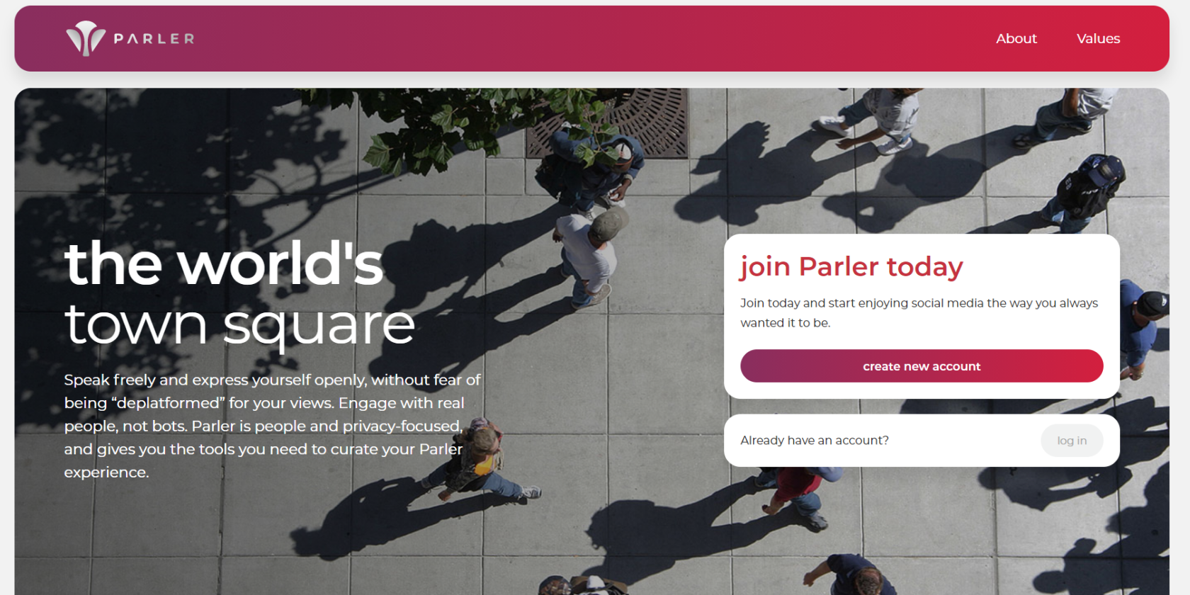 Parler Is Back on the App Store, but With Extra Moderation