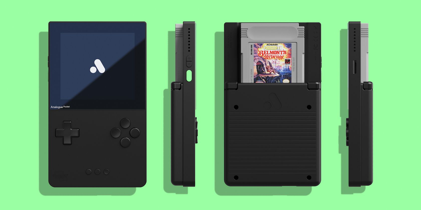 What Is the Analogue Pocket and What Games Can It Play?