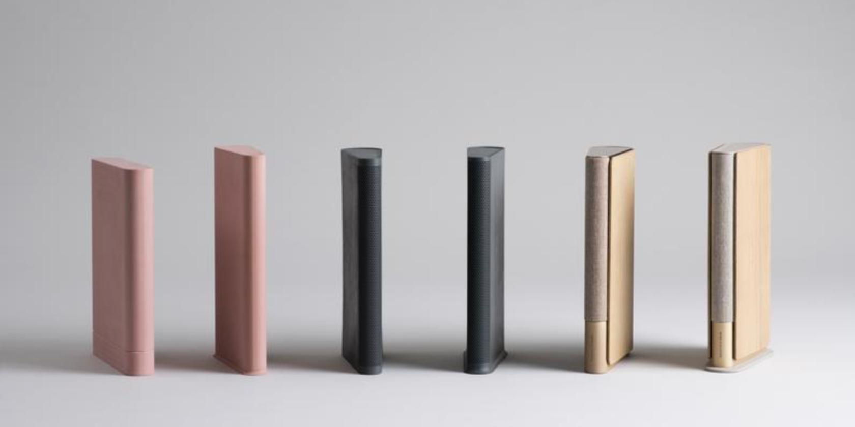 Bang & Olufsen's New Speaker Is Designed to Blend Into Your Bookshelf