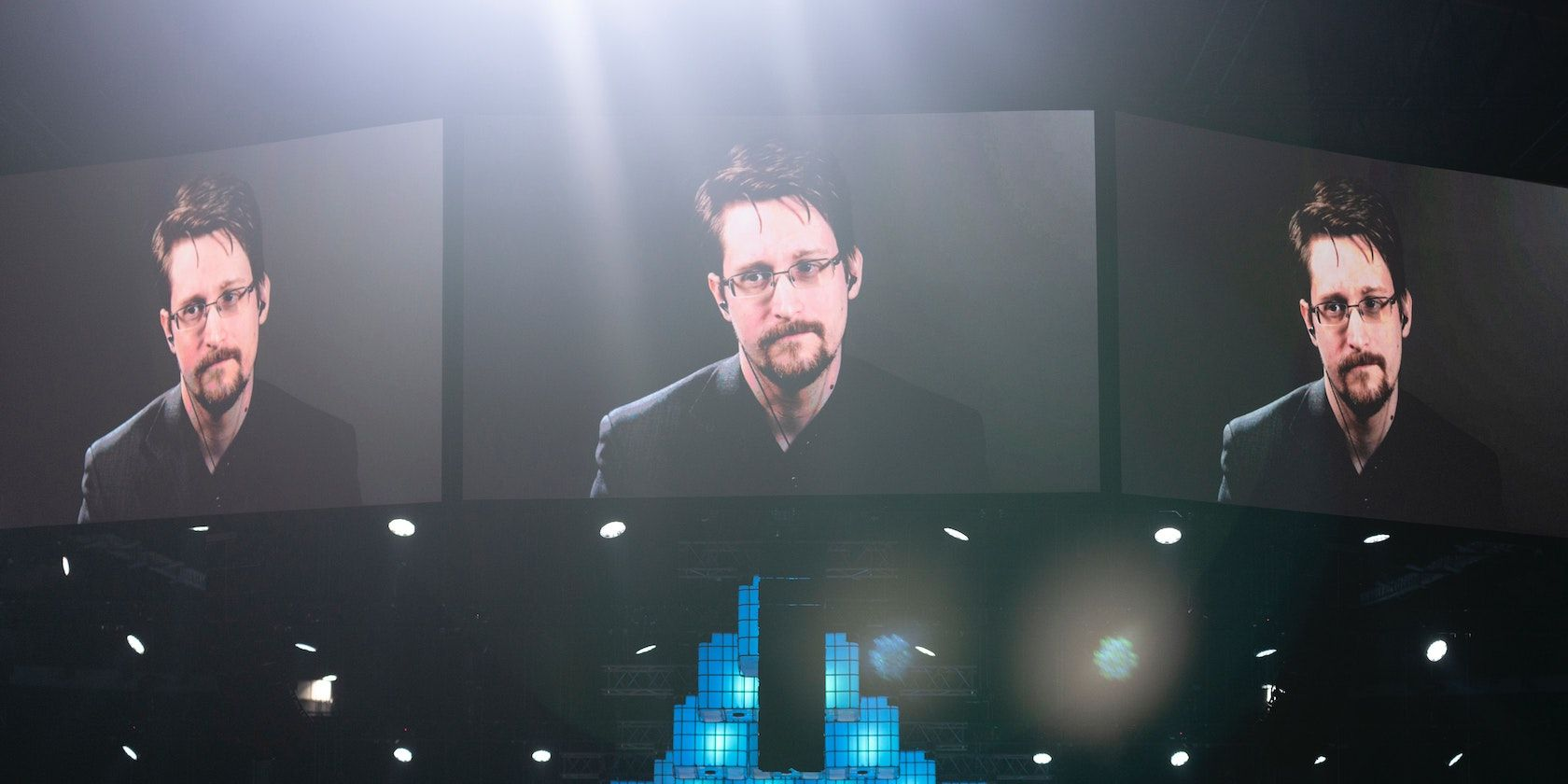 Edward Snowden Sells an NFT of His Face for $5.4 Million