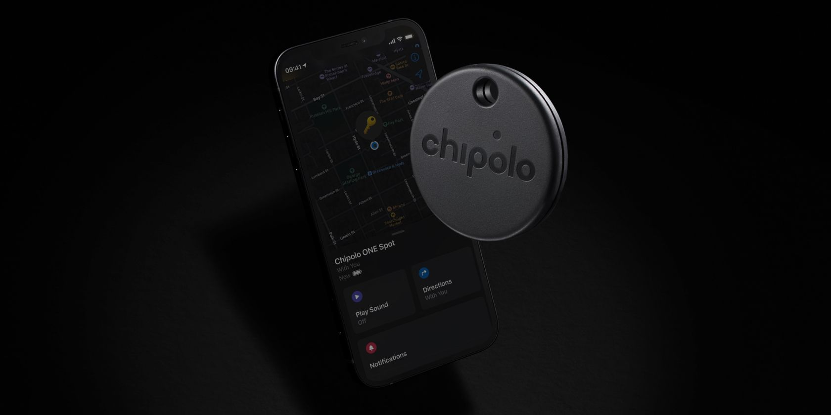 Chipolo's Special Edition ONE Spot Tracker First on Apple's Find My Network