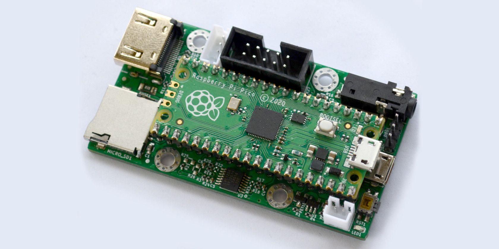 Olimex Just Turned the Raspberry Pi Pico Into a Mini-PC