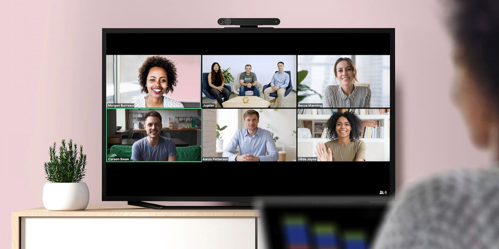 Facebook Adds Zoom and GoToMeeting Support to Portal TV