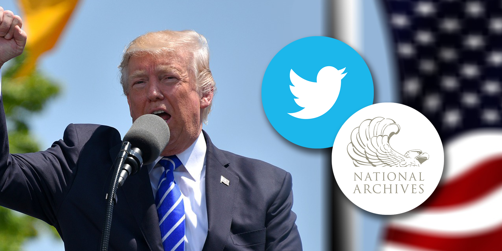 Twitter Doesn't Want Donald Trump's Old Tweets Archived thumbnail