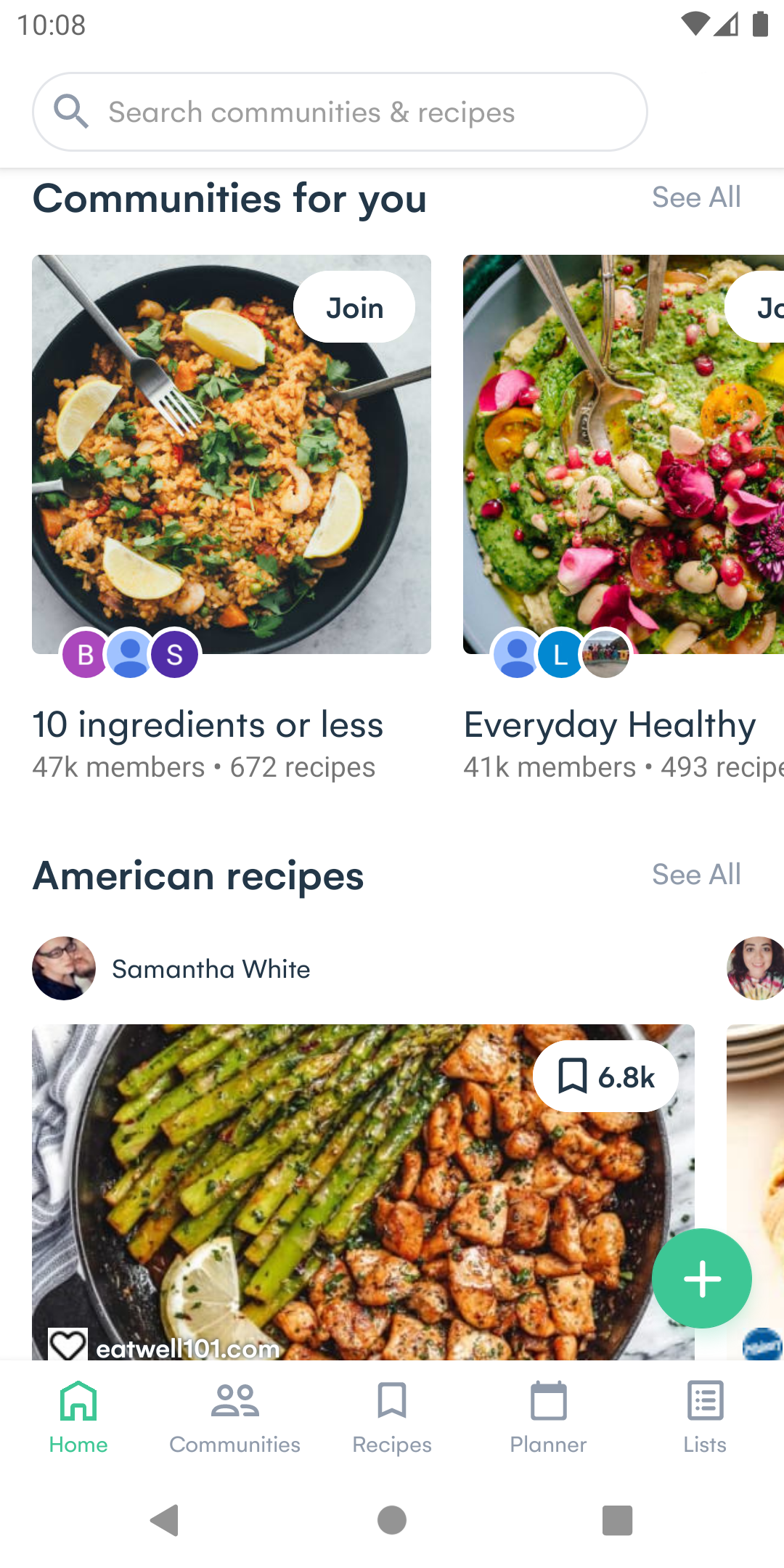 The 8 Best Recipe Organizer Apps To Replace Your Cookbooks