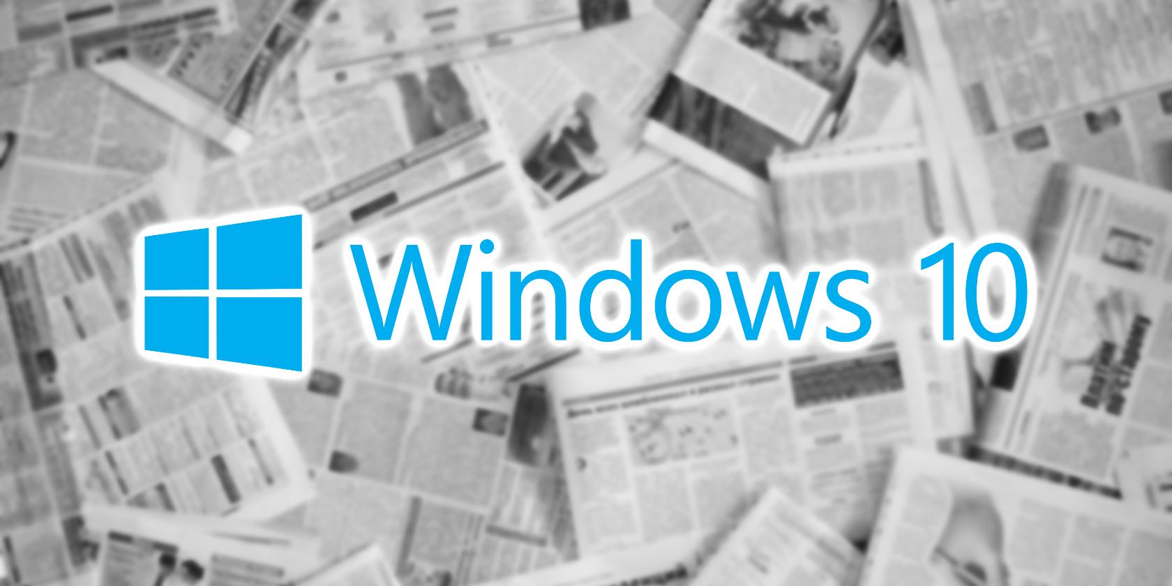Microsoft Brings News and Interests to Every Windows 10 Users Taskbar