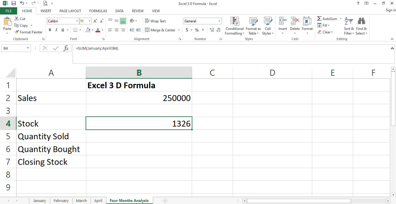 How to Consolidate Data From Multiple Sheets Using 20D References ...