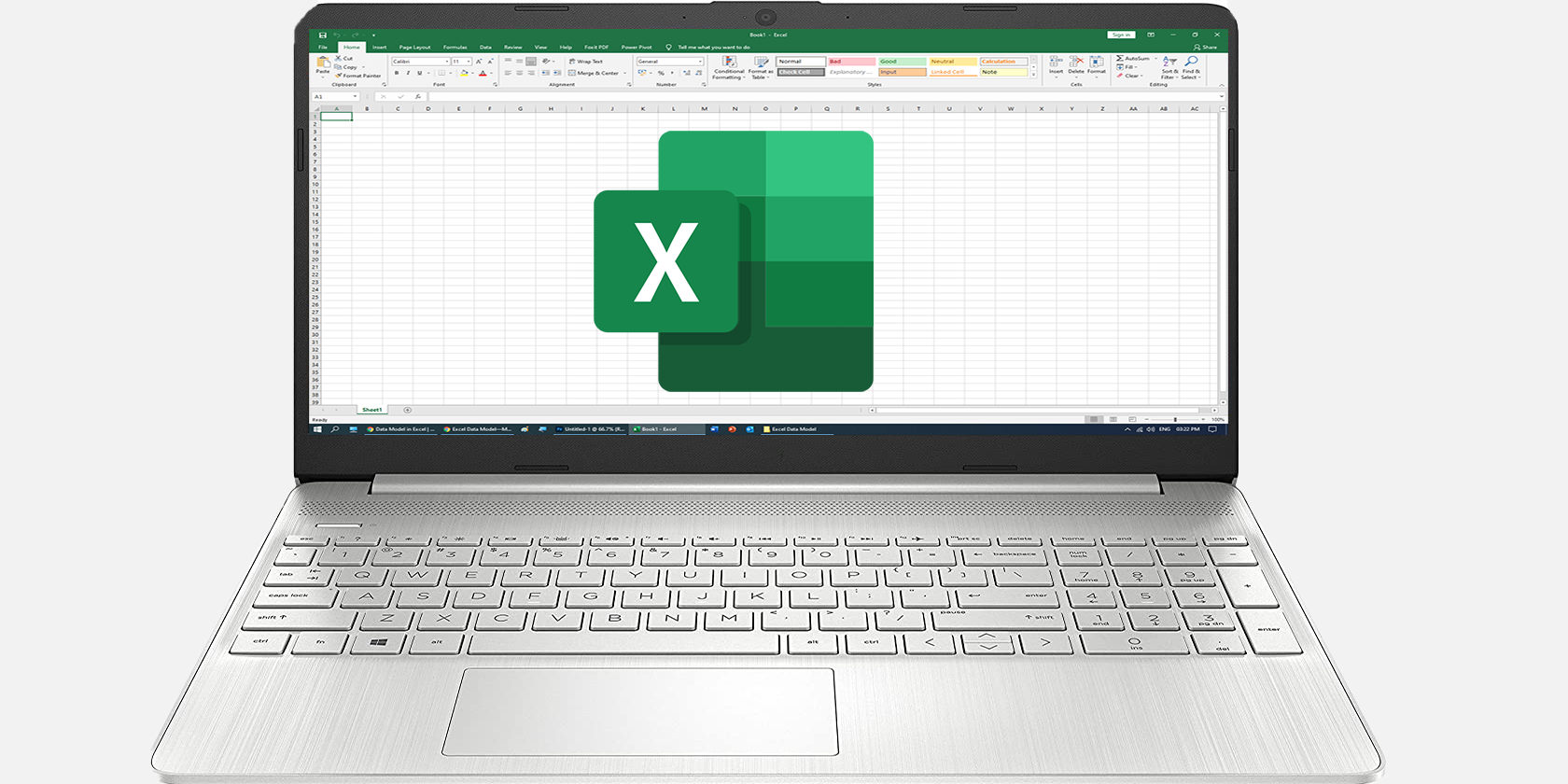 How to Create Relationships Between Multiple Tables Using Data Model in Excel