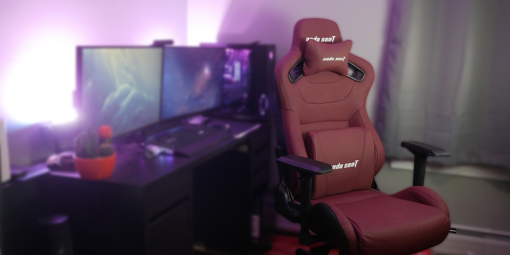 AndaSeat Kaizer II Review: This Is the Chair for Big Gamers