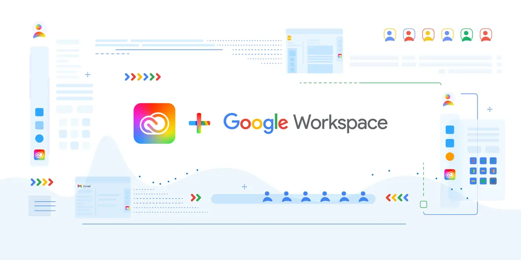 You Can Now Access Your Creative Cloud Libraries in Google Workspace