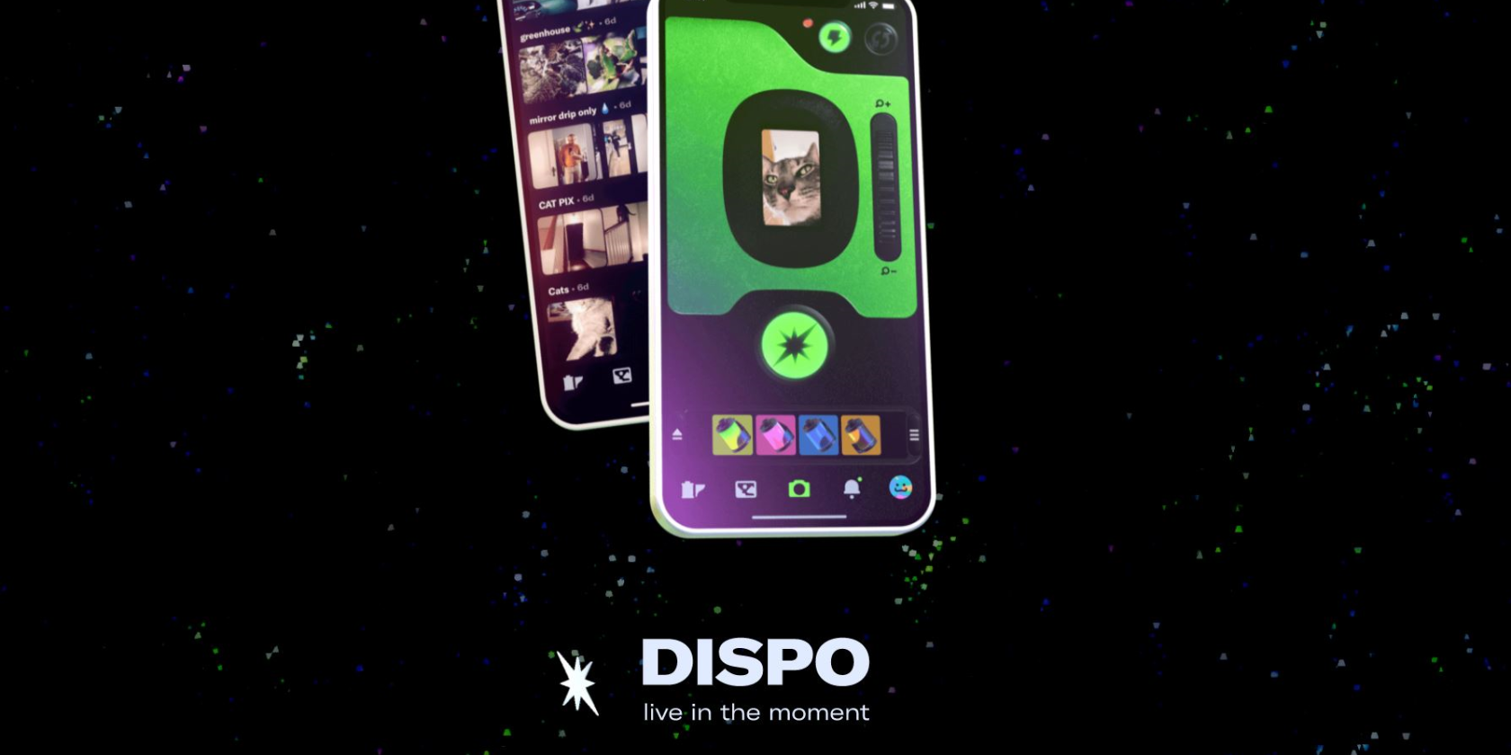 What Is Dispo? The Anti-Instagram That Eschews Filters