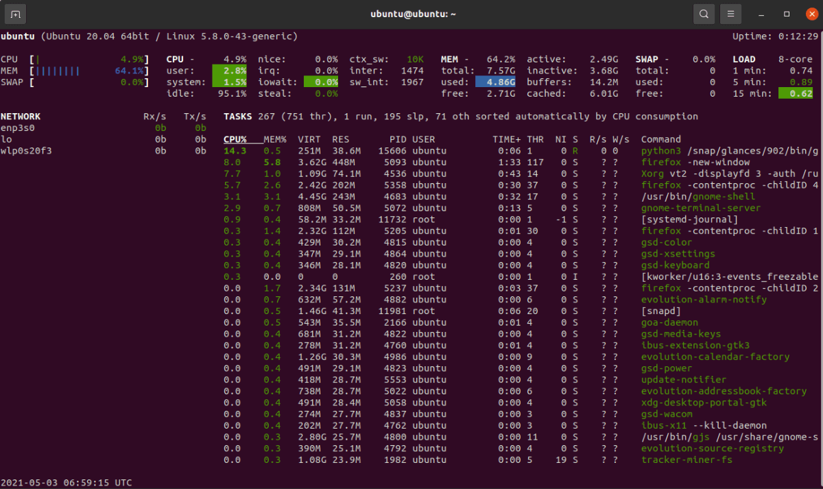 How to Check CPU Temperature on a Linux System