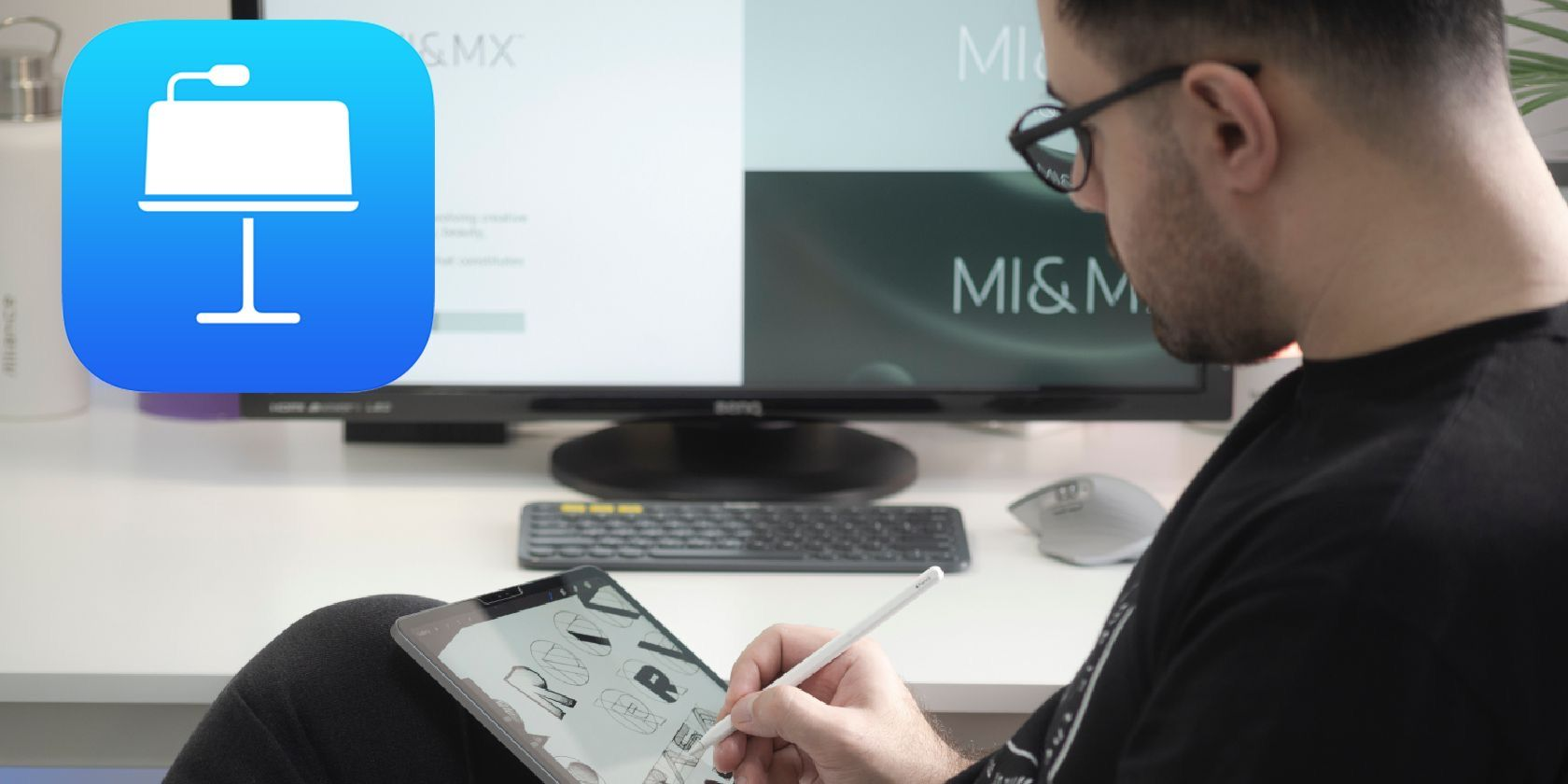 How to Use Keynote on iPad to Create Simple Video Animations