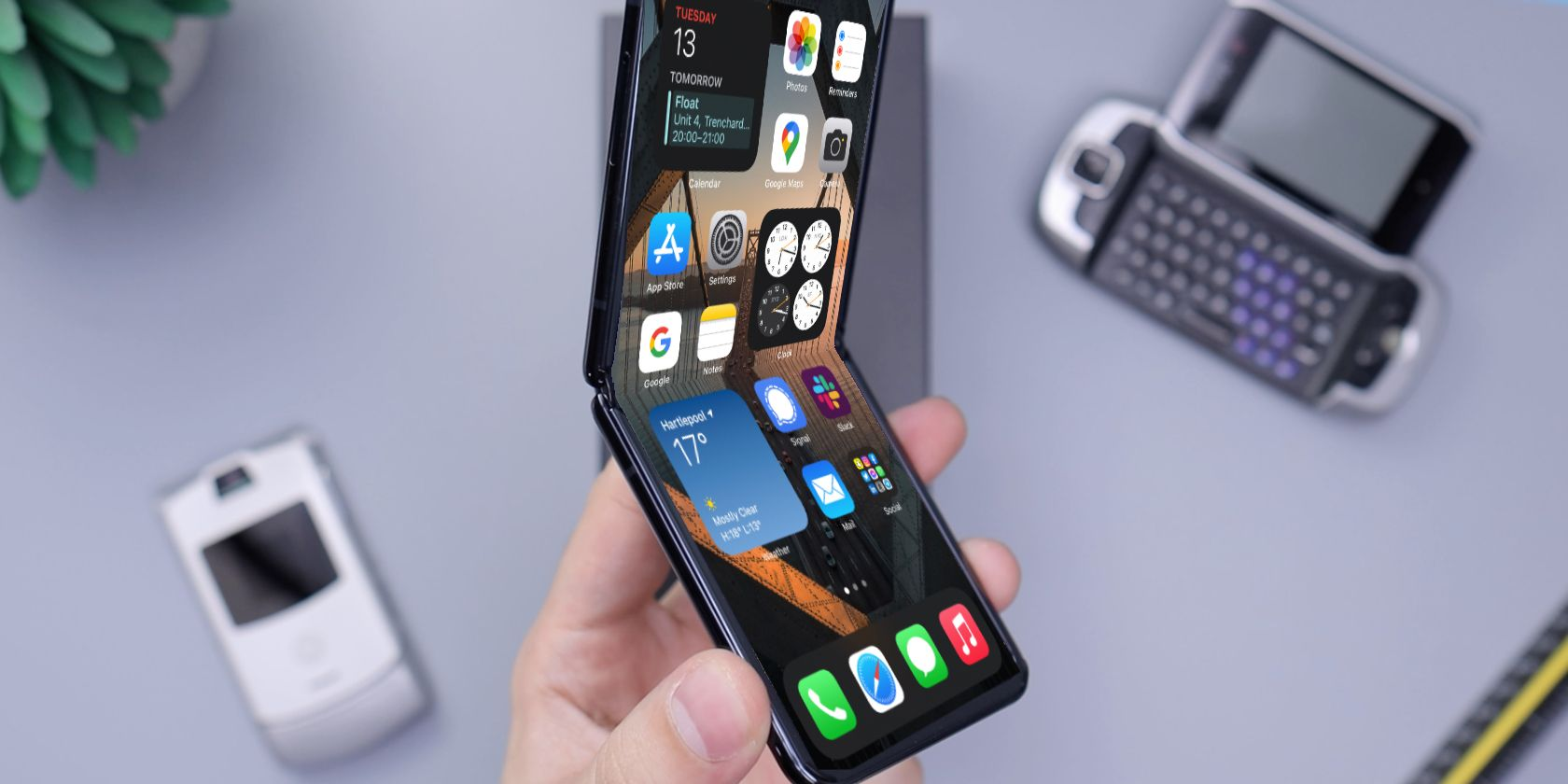 Is Apple Making a Foldable Phone? What We Know About It So Far