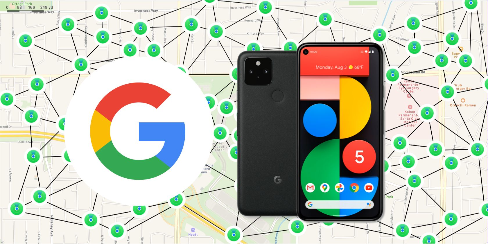 Google Might Be Working on a Rival to Apple's Find My Network