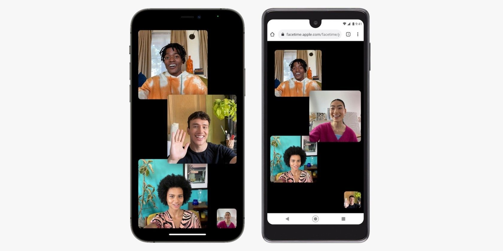 FaceTime Gets a Major Revamp in iOS 15