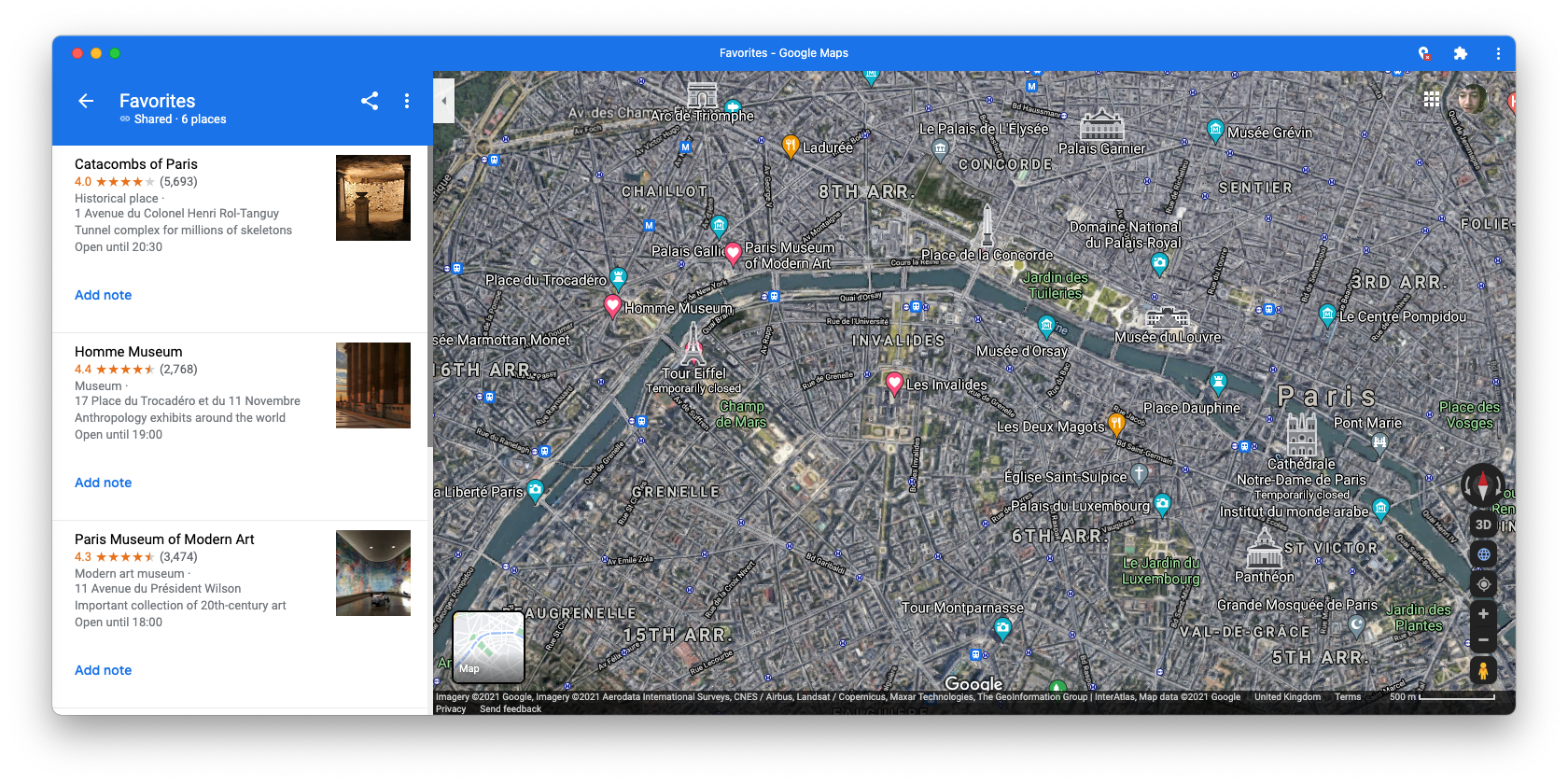 Here's How to Save Places in Google Maps