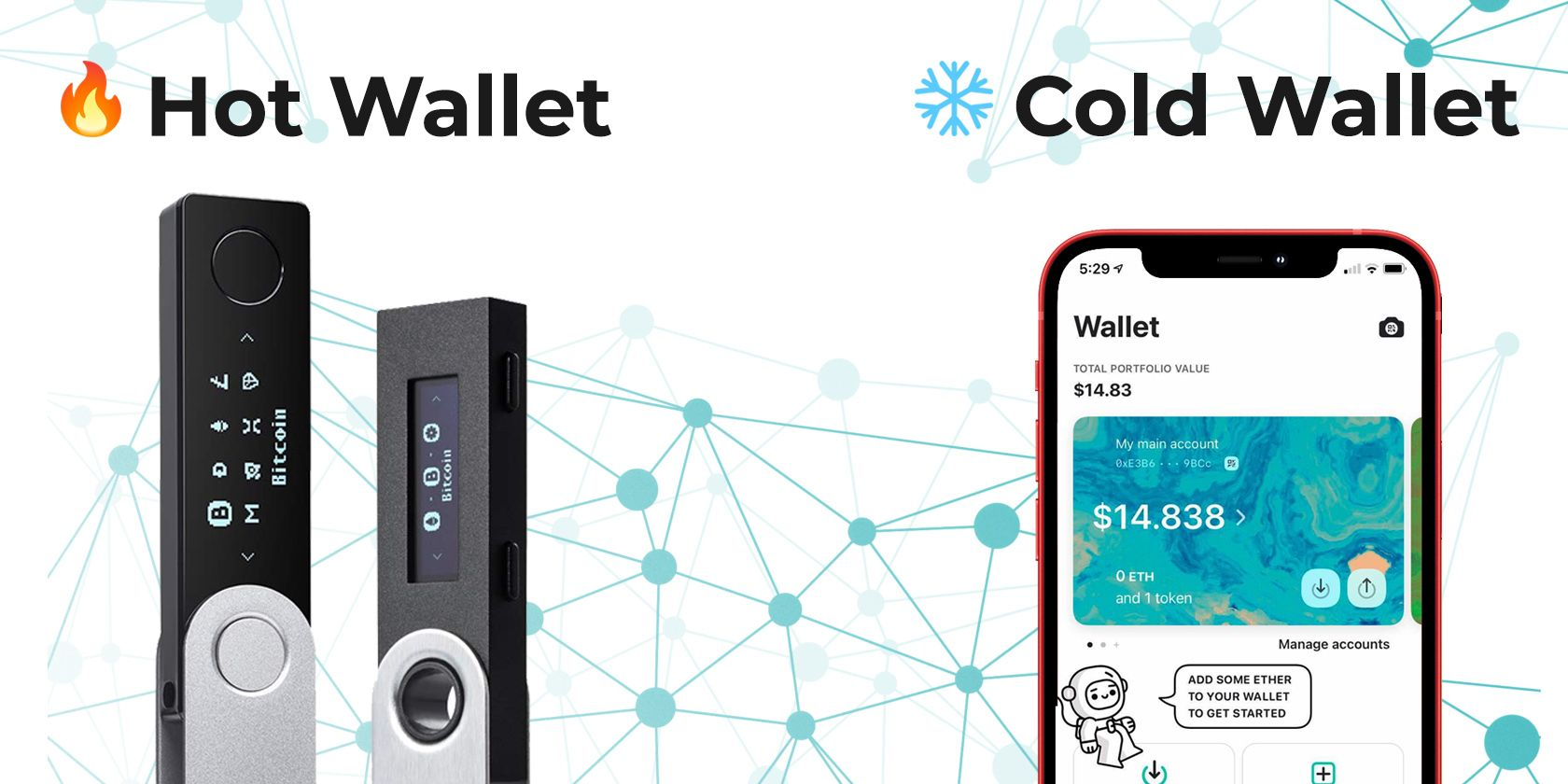 Hot Wallets vs. Cold Wallets: What's the Best Way to Secure Your Cryptocurrency?