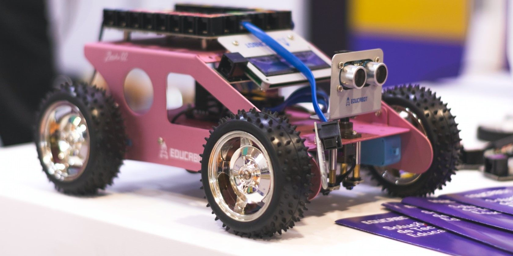 What You Need to Build Your Own Autonomous Robot