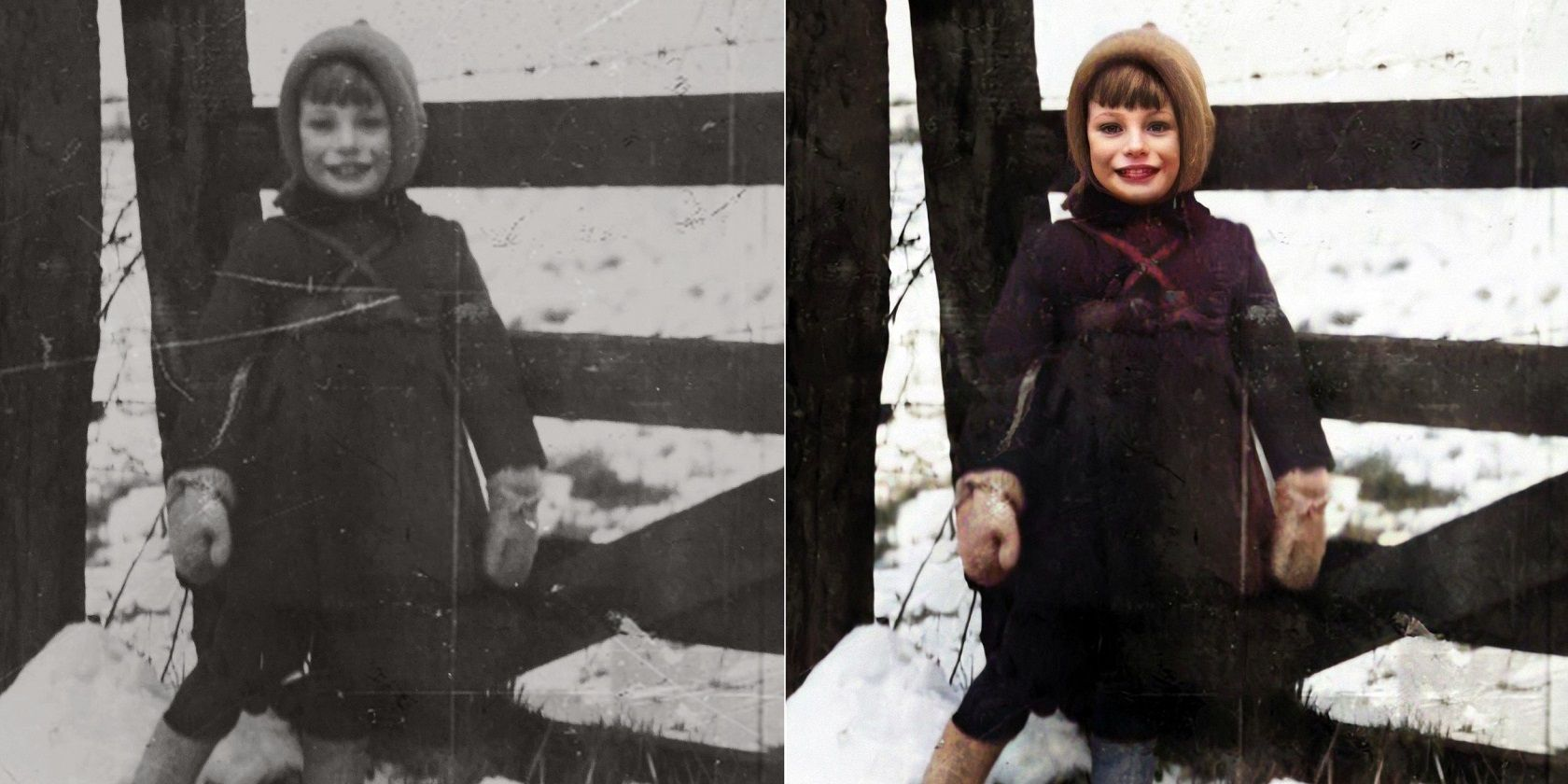 How to Enhance and Repair Old Photos With MyHeritage