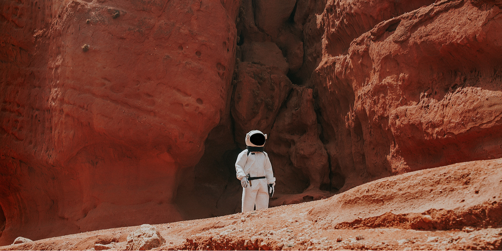 Can Humans Live on Mars? The Technology That Can Make It Happen