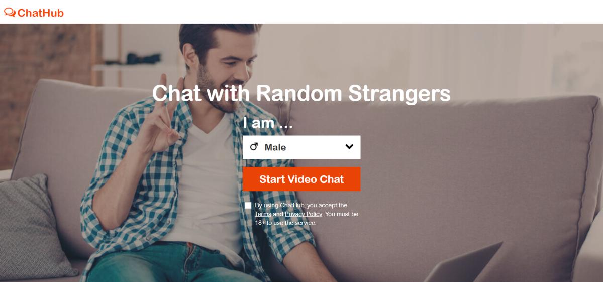 Text random chat service Random Chat