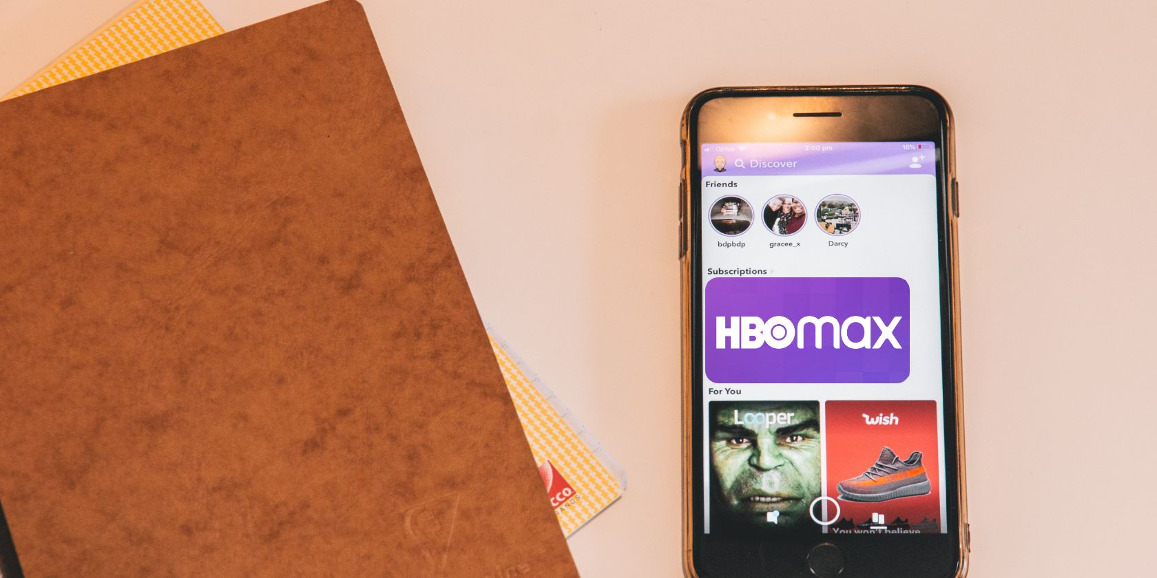 Snapchat Users Will Get to Watch Free HBO Max Episodes