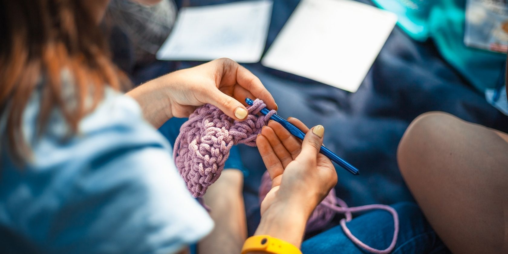The 6 Best iPhone Apps for Knitting & Crochet Enthusiasts