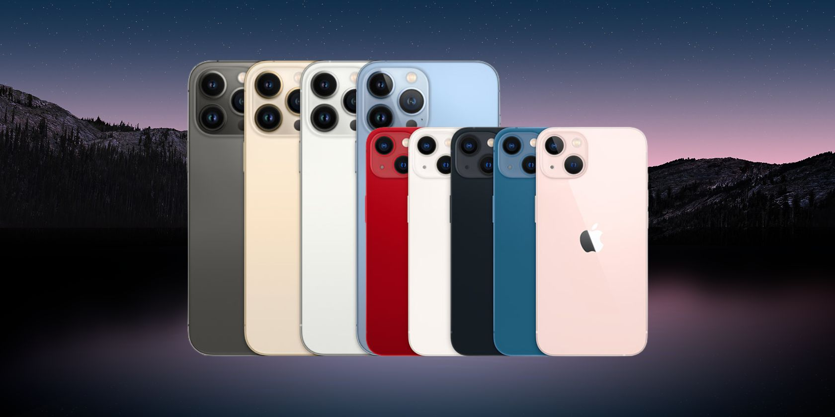What Are All the Different iPhone 13 Models?