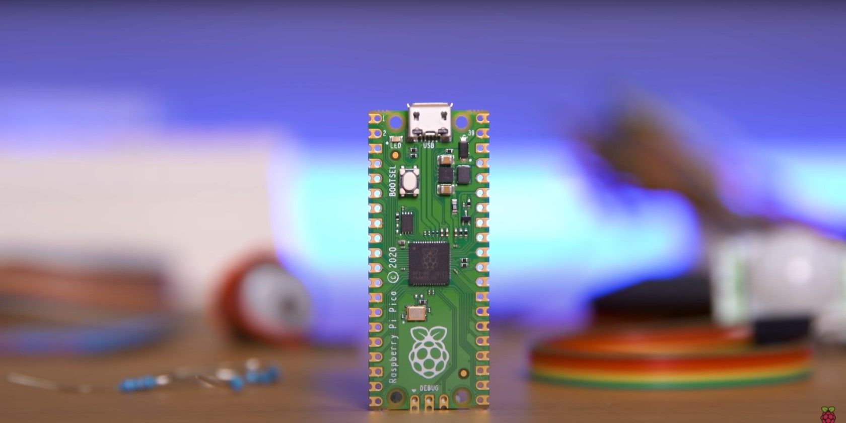 A Beginner's Guide to MicroPython With the Raspberry Pi Pico